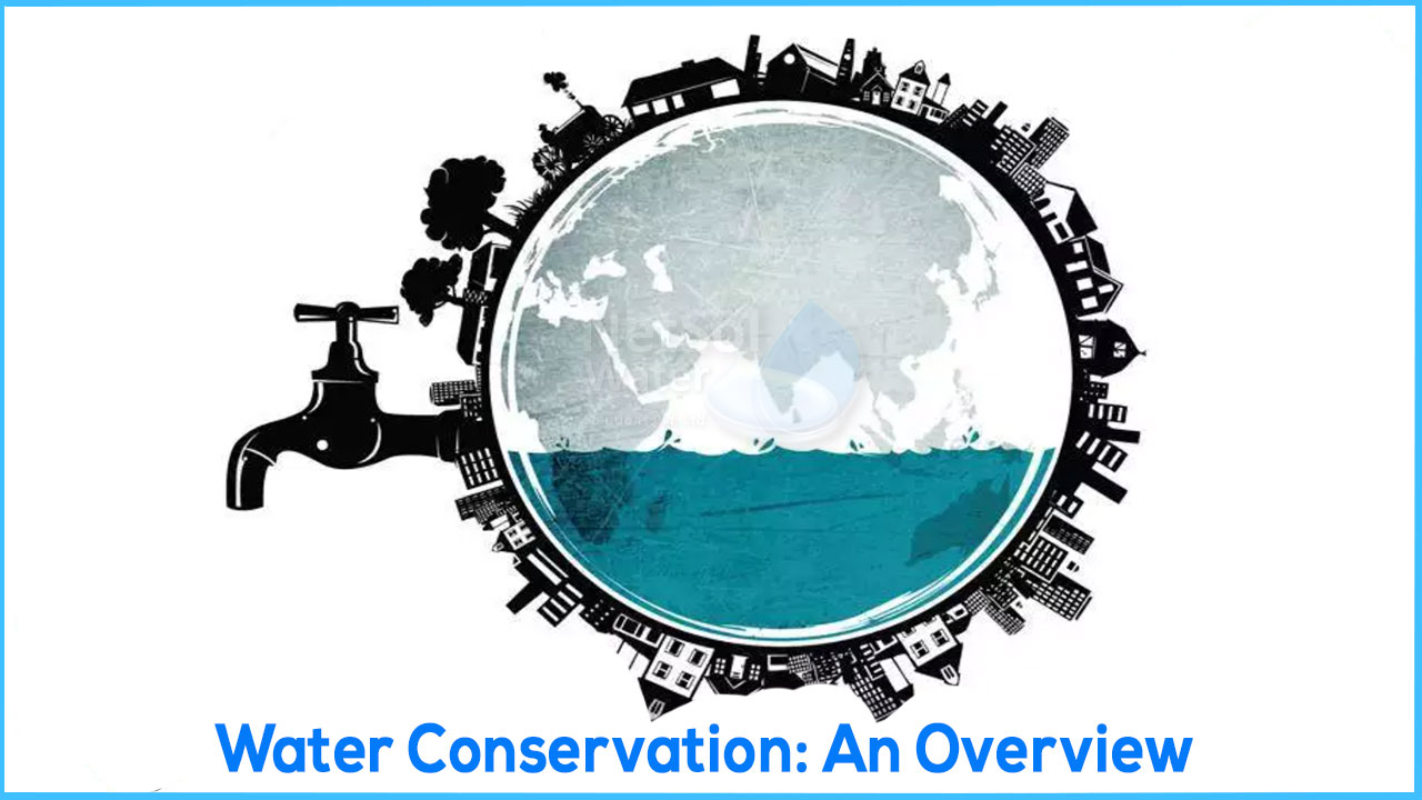 Water Resources in India, conservation of water- importance and need