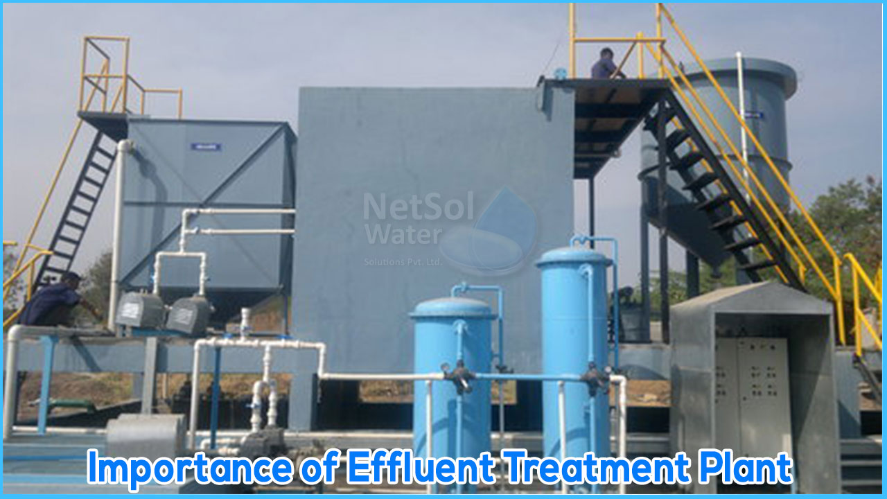 what is effluent treatment plant, importance of etp plant, etp need in india
