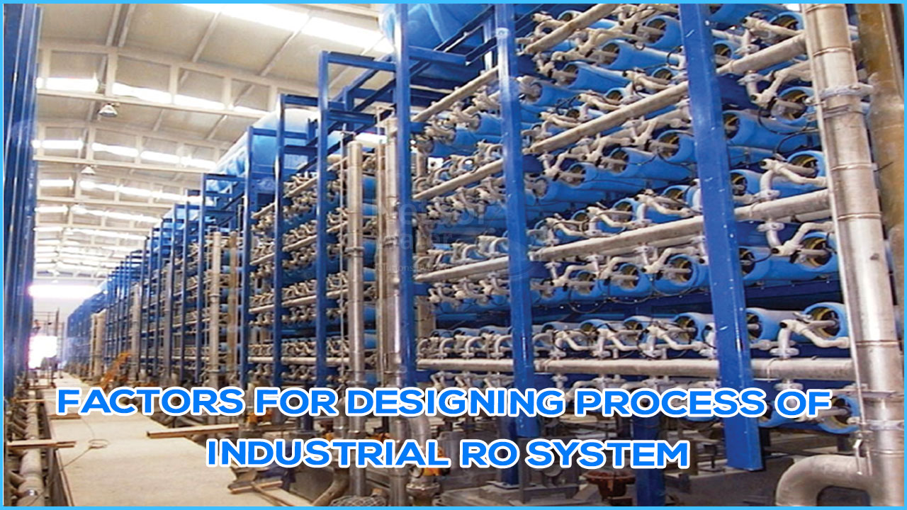 Design and Care of Reverse Osmosis Systems, ro plant process flow diagram