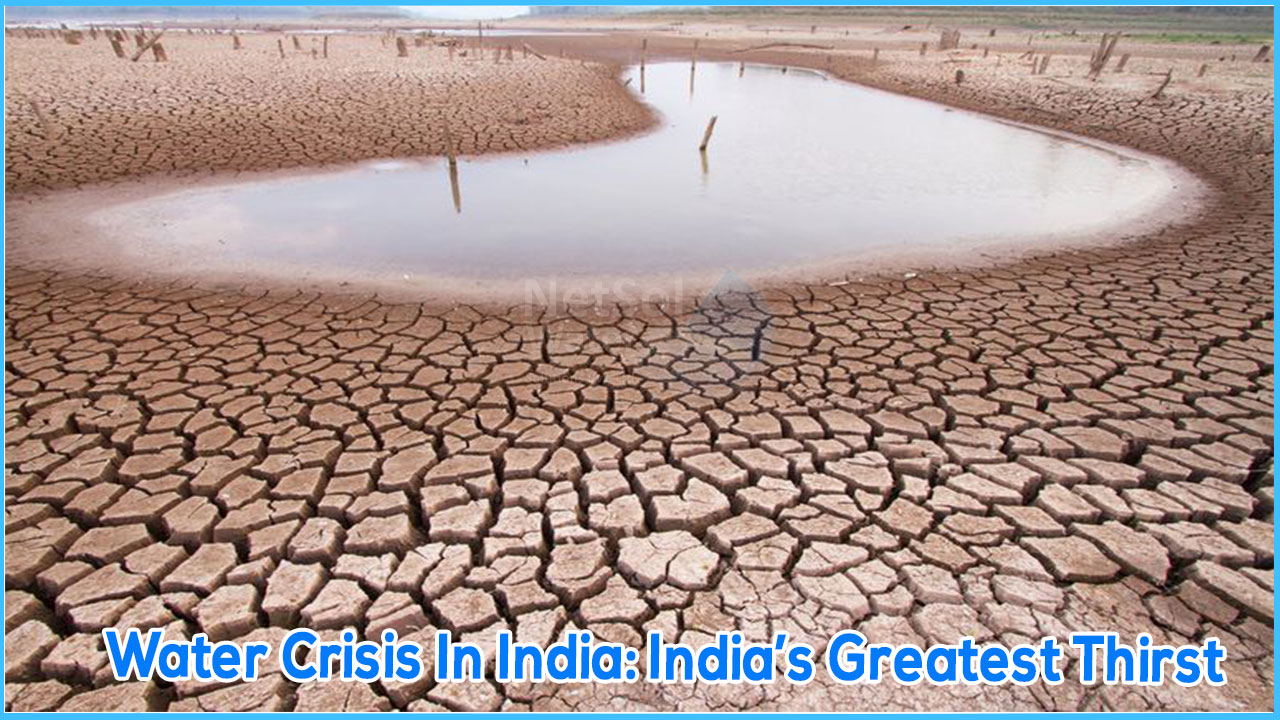 Water Crisis In India, India's Greatest Thirst, water problem in india pdf