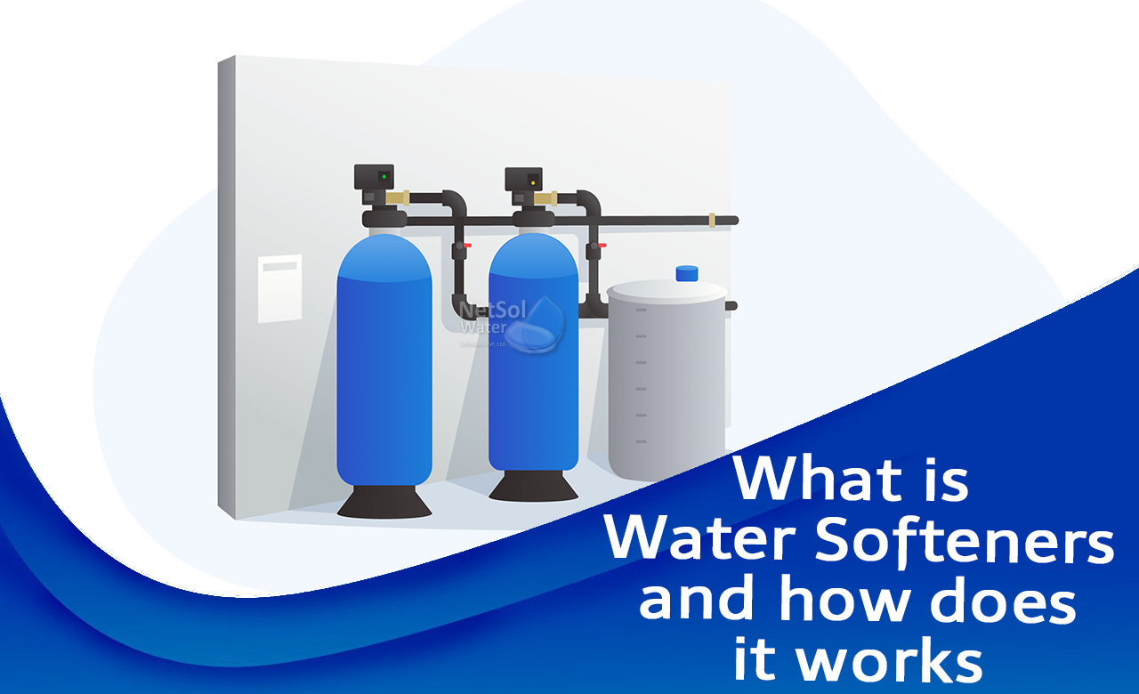 water softeners, how it is working, role of water softeners