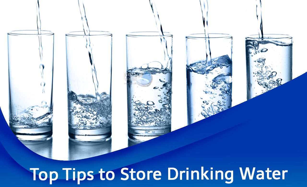 how to store drinking water, 5 ways to store drinking water, top tips to store drinking water in hindi