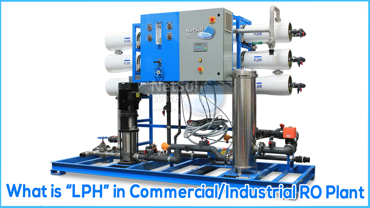LPH in RO Water Purifier, what is lph, lph full form