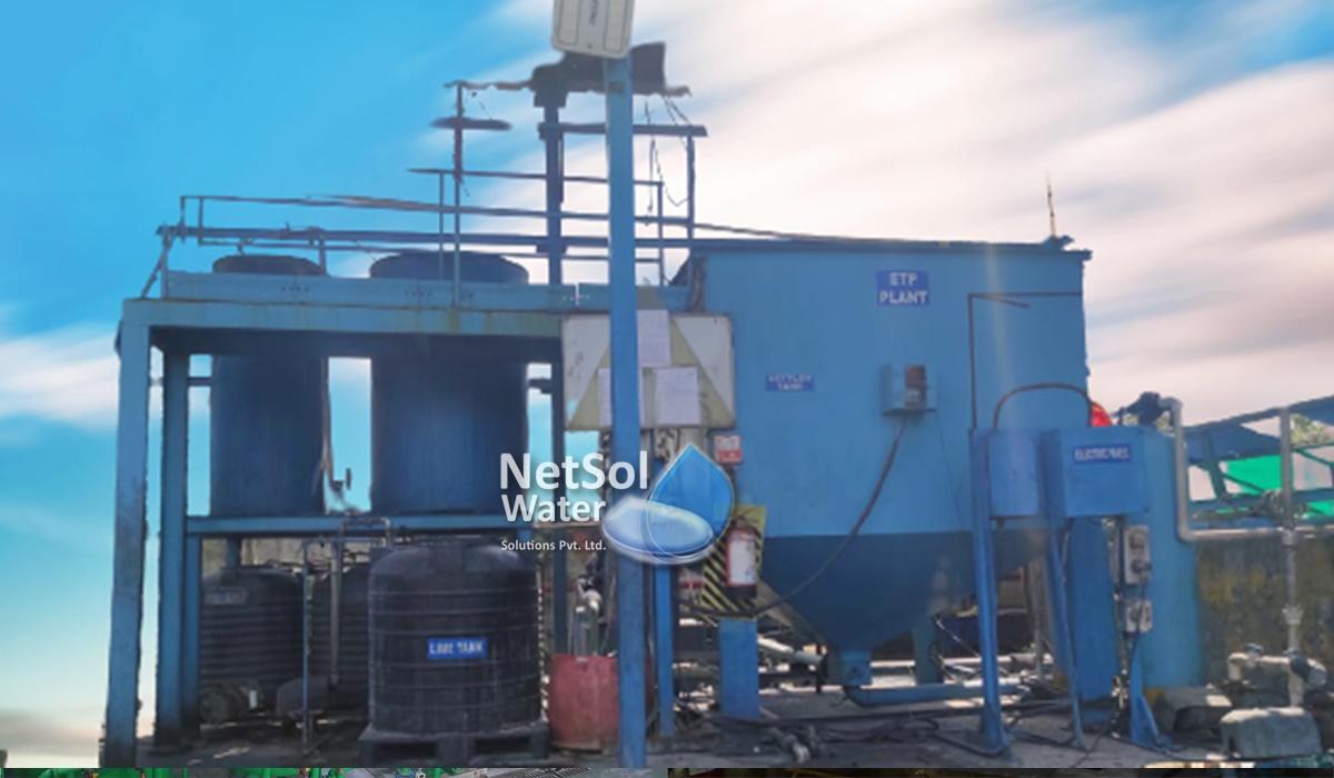 Best Effluent Treatment Plant Manufacturer in Delhi-Noida, India @call-9650608473