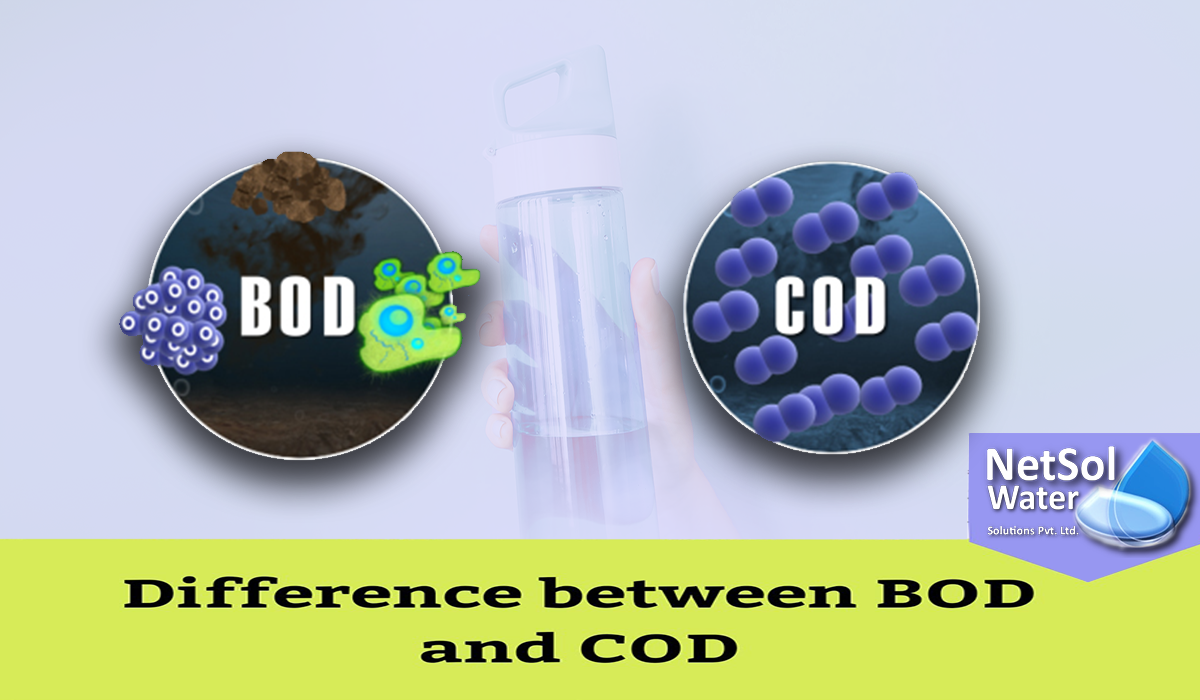 difference between bod and cod, bod vs cod, why difference between etp and stp, etp vs stp, why etp and stp are different are different