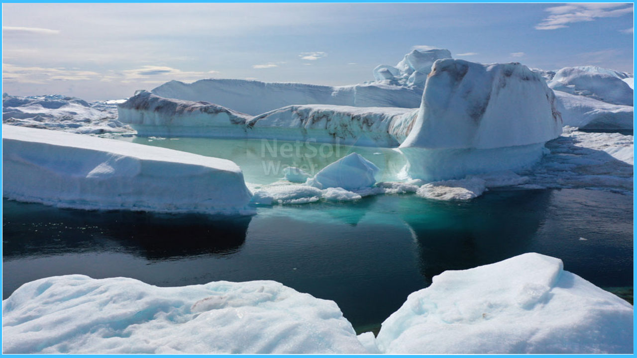 reason of World's Glacier Melting, Causes  and Effect of Climate Change