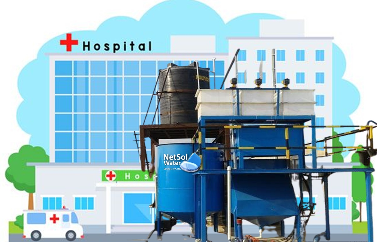 Hospital Sewage Treatment Plant Manufacturer Delhi-Noida, Fully/Semi Automatic, Stp for hospital, etp for hospitals @call-9650608473