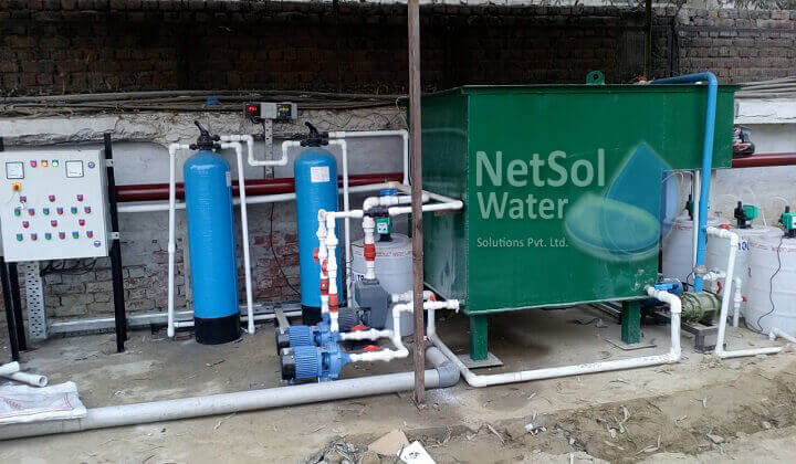 Water Treatment Plant Manufacturer